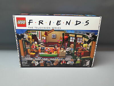 LEGO Friends Central Perk Lego Set 21319