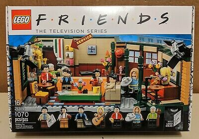 Lego Friends Television Series Central Perk Set - BOX ONLY NO LEGOS