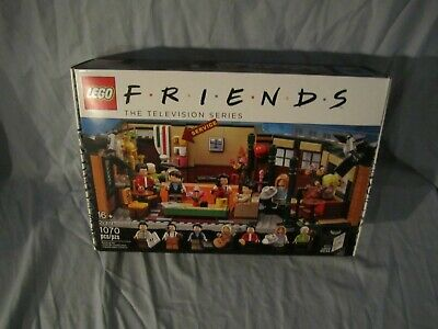 LEGO FRIENDS THE TELEVISION SHOW CENTRAL PERK 21319 EXCLUSIVE FACTORY SEALED