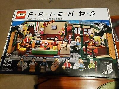 LEGO Ideas #21319 Central Perk Friends 25th Anniversary - BRAND NEW