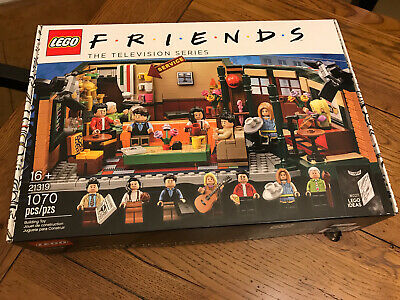 Lego Ideas 21319 Central Perk Friends NEW SEALED