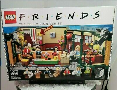 LEGO Ideas 21319 CENTRAL PERK set For the FRIENDS TV series 25th anniversary
