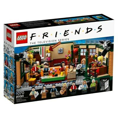 LEGO Ideas 21319 FRIENDS CENTRAL PERK - Brand NEW! Hard to Find! Ready to Ship!