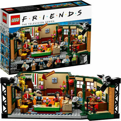 LEGO Ideas Central Perk 21319 Friends Television Show Fast Shipping Legos Park