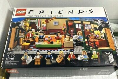 LEGO Ideas Central Perk 21319 Friends The Television Series READY TO SHIP