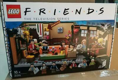 LEGO Ideas Central Perk Friends - 21319 - Brand new sealed, free shipping!