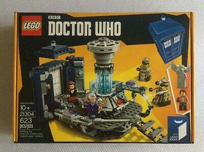 LEGO Ideas Doctor Who (21304) NIB, New, Sealed & Unopened