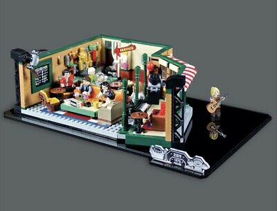 LEGO Ideas Friends Central Perk 21319 - DISPLAY SOLUTION ONLY by Wicked Brick