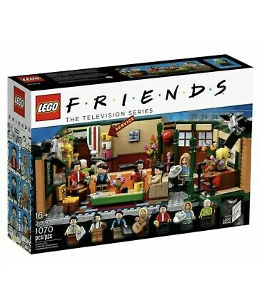 *LEGO Ideas Friends Central Perk 21319 F.R.I.E.N.D.S Lego Set NEW IN BOX!*