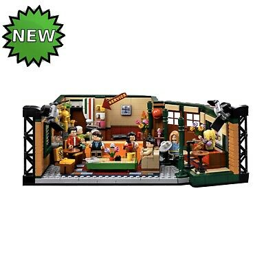 LEGO Ideas - Friends - Central Perk 21319 (LEGO Hard to Find)
