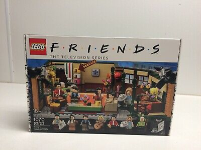 LEGO Ideas FRIENDS Central Perk 21319 NIB Sealed