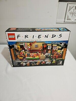 Lego Ideas Friends Central Perk (21319)