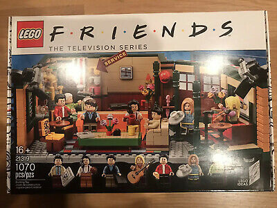 LEGO Ideas: Friends Central Perk Set 21319 **New** In Hand And Ready To Ship!!