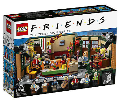 LEGO IDEAS Friends The Television Series 21319 Central Perk BRAND NEW IN HAND!