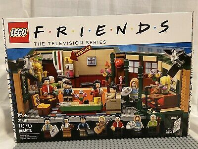 LEGO Ideas Friends TV Series Central Perk 21319 New and Sealed