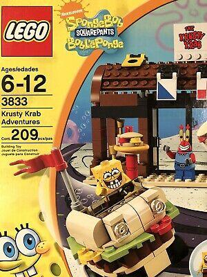 LEGO Krusty Krab Adventures