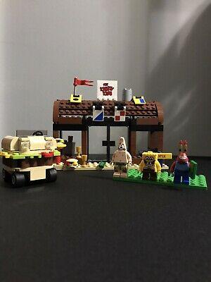 LEGO SpongeBob Squarepants 3833 : Krusty Krab Adventures