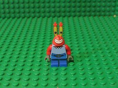 Lego Spongebob Squarepants 3833 Krusty Krabs Large Grin Minifigure minifig KB22