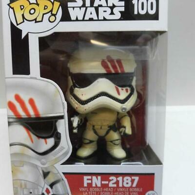 Mint Rare Difficult Get Started Funko Pop Star Wars Fn-2187 Box Crush