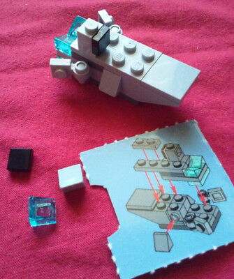 New LEGO First Order Transporter Star Wars Christmas Advent Calendar 75184 Day 6