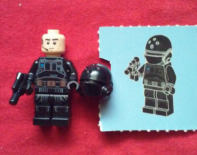 New LEGO Imperial Ground Crew 2017 Star Wars Xmas Advent Calendar 75184 (Day 21)