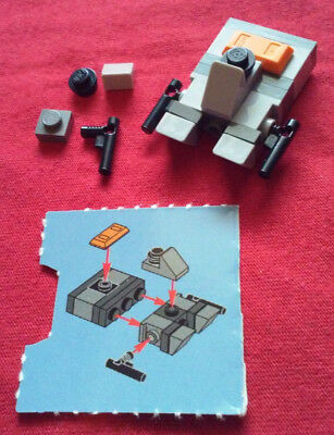 New LEGO Imperial Hovertank From 2017 Star Wars Advent Calendar 75184 Day (20)