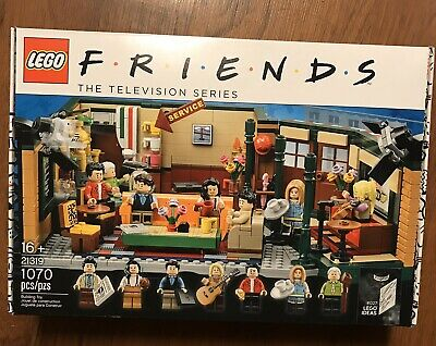 New Sealed LEGO Friends Central Perk 21319. Brand New.