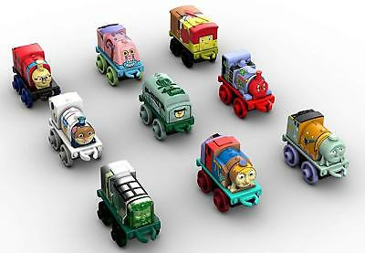 NEW Thomas & Friends Fisher-Price MINIS, SpongeBob Square Pants (9-Pack)