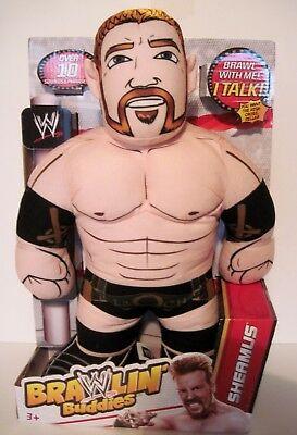 NEW WWE Wrestling Brawlin' Buddies Sheamus Figure