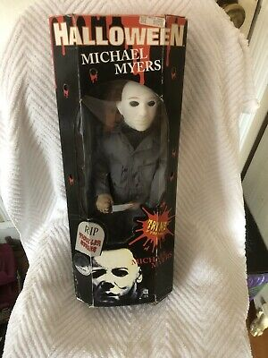 ORIGINAL MICHAEL MYERS HALLOWEEN FIGURE, RIP Thriller, #19,224 OF 100,000 Works
