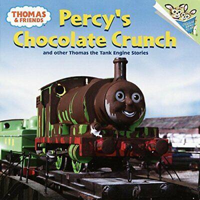 Percy's Chocolate Crunch, Mitton, Palone, Permane, Awdry, W. 9780375813924-,