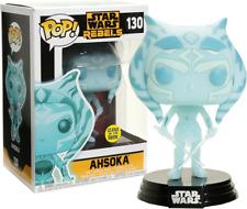 Star Wars Rebels: Ahsoka Holographic GLOW Funko Pop Vinyl Figure NEW RARE!