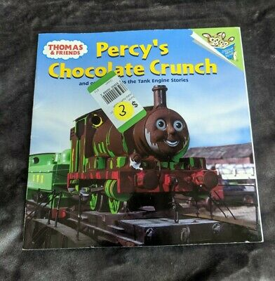 Thomas And Friends Book Percy's Chocolate Crunch