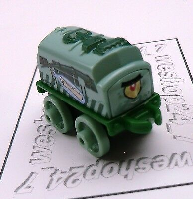 THOMAS & FRIENDS Minis Train Engine 2016 SPONGEBOB D-10 as Plankton ~ Weighted