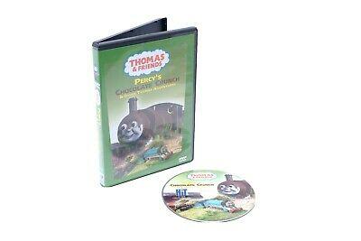 Thomas Friends - Percys Chocolate Crunch (DVD, 2003)