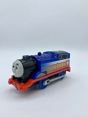 Thomas & Friends Trackmaster Motorized train Fiery Rescue REAL STEAM HTF