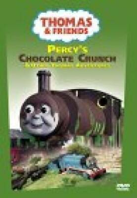 Thomas the Tank Engine and Friends - Percy's Chocolate Crunch - DVD - GOOD