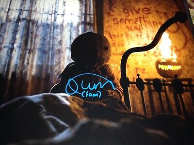 Trick R' Treat QUINN LORD SIGNED 16x20 PHOTO SAM HORROR HALLOWEEN 1