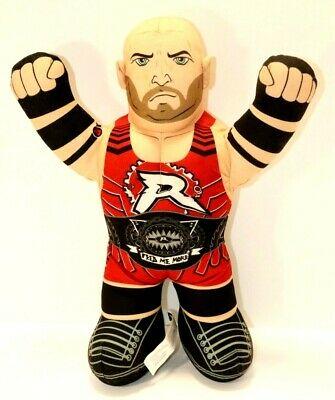 WWE Mattel 2013 Brawlin' Buddies Talking Plush - Ryback - Works Great!!!