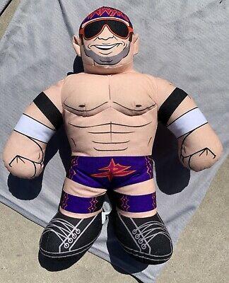 """WWE Zack Ryder Zach Plush With Sound 16"""" Brawlin Buddies 2012 WWF Wrestling"""