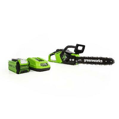 GreenWorks 40v Chainsaw 14