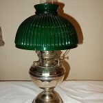Brass Oil Lamps For Sale