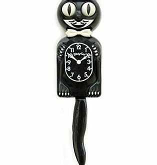 Felix The Cat Clock Vintage