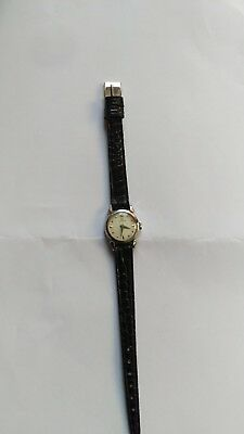 Rare Vintage OMEGA Hand Wind Gold Plated Ladies Watch