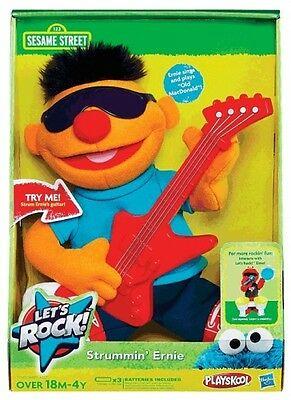 Sesame Street Soft Toys