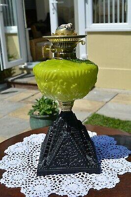 Edwardian Oil Lamps
