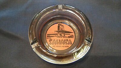 Vintage Las Vegas Casino Ashtrays