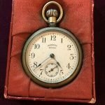 Ingersoll Midget Pocket Watch