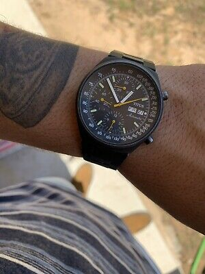 Men's Vintage Chronograph Watches
