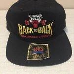 Vintage Chicago Bulls Snapback Hats